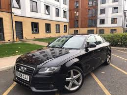 audi a4 2 0 tdi manual hpi clear 2 owners fsh black similar bmw