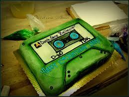 suzy homefaker cassette tape cake