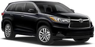 toyota highlander sales toyota highlander available highlander features specs