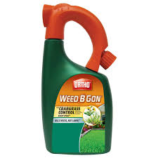 ortho weed b gon max plus crabgrass control ready spray