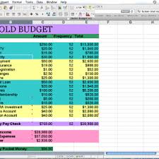 how to create a realistic household budget money matters household monthly budget spreadsheet inzare inzare