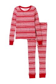 Sweater Pajamas Joe Fresh Waffle Knit Pajama Set Big Nordstrom