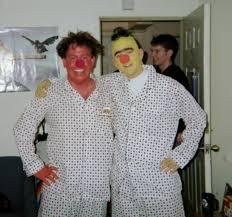 Ernie Bert Halloween Costumes Bert U0026 Ernie Pajamas 100 7 Wzlx