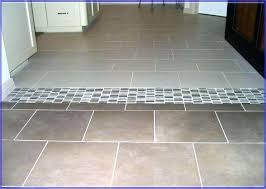 porcelain floor tile borderfloor border ideas kitchen borders
