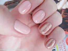 semilac 047 pink peach milk u0026 094 pink gold nails pinterest