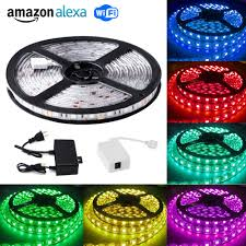 how to link led light strips lvgoo wifi smart led light strip wireless smart phone controlled