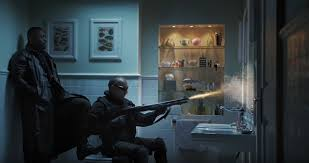 Rainbow Six Siege Starring Idris Idris Elba In Rainbow Six Siege Trailer Gamecrate