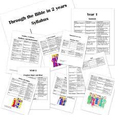 bible curriculum