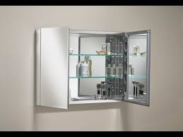 Bathroom Medicine Cabinet With Mirror Stylish Bathroom Medicine Cabinets Sold At Lowes And The Home