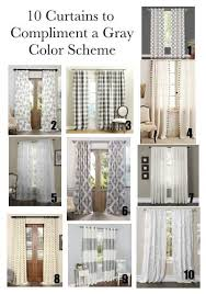 Curtains In A Grey Room Curtains For A Gray Room Best 25 Gray Curtains Ideas On Pinterest