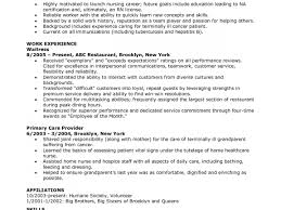 Sle Lvn Resume lvn resume sle no experience resume cover letter