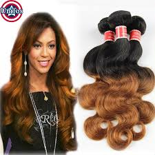 100 human hair extensions 1b30 ombre hair extensions wave brazillian ombre
