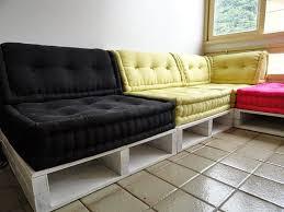 Diy Sofa Bed Pallet Sofa Bed Easy Diy Pallet Sofa Pallets And Diy Outdoor