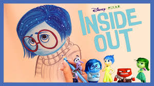 how to draw and color sadness from inside out youtube