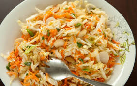 napa salad napa cabbage coleslaw with miso dressing whole foods market