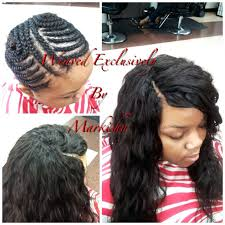 invisible part hair style unique usg visible full sew in weave hairstyles with invisible