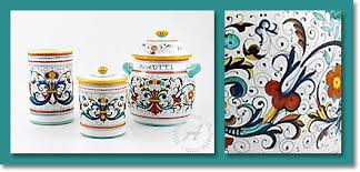 tuscan style kitchen canisters tuscan canisters the best tuscan kitchen canisters from italy