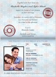 Wedding Invitation Sample 15 Passport Invitation Templates U2013 Free Sample Example Format