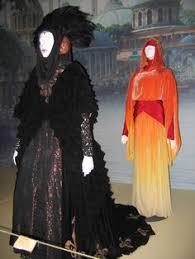 Queen Amidala Halloween Costume Amidala Handmaiden Flame Costume Star Wars