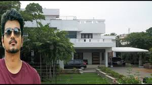 vijay luxury life net worth salary business cars house