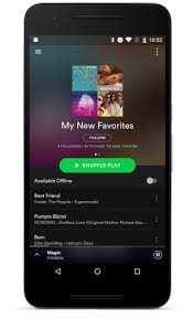 spotify for tablet apk spotify v8 4 7 1108 mod planet apk