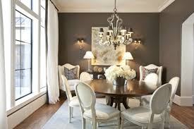 modern chic dining room indiepretty
