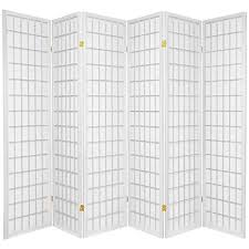 Panel Shoji Screen Room Divider - amazon com oriental furniture 6 ft tall window pane shoji screen