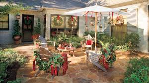 Christmas Light Ideas For Outside 100 Fresh Christmas Decorating Ideas Southern Living