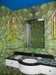 peacock bathroom ideas peacock bathroom ideas designs remodel photos houzz