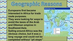 Geography Of The Ottoman Empire by European Colonization Of Africa Ppt Video Online Download
