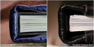 professional leather photo albums shutterfly vs professional photo albums we re talkin
