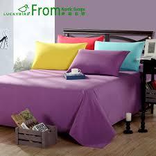 online shop pure flat sheet bedding flat bedsheet bed linen