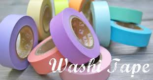 what is washi tape omiyage blogs what is washi tape