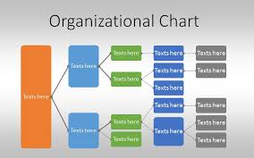 Template Organizational Chart by 40 Organizational Chart Templates Word Excel Powerpoint