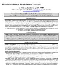 Project Management Sample Resume by 10 Project Manager Resume Templates Free Pdf Word Samples