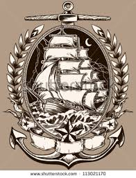 pirate ship tattoo sketch photo 2 real photo pictures images