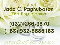 wedding planner packages cebu best wedding planner packages