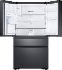 Samsung Cabinet Depth Refrigerator Samsung Family Hub 2 0 22 2 Cu Ft 4 Door Flex French Door
