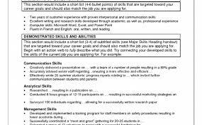 skills for resume resume communication skills httpwwwresumecareerinfojob