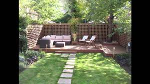 best landscape design for small backyard low maintenance home