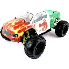 videos of rc monster trucks 1 10 nitro rc monster truck red dragon