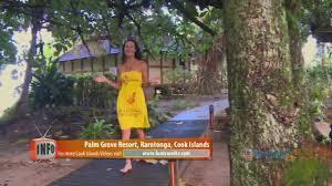 palm grove rarotonga the cook islands travel video youtube