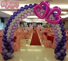 wedding arch kuching 13 best wedding balloon decor images on wedding