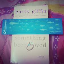 Something Blue Emily Giffin Kuroneko Book Club Book Haul Book Haul 2