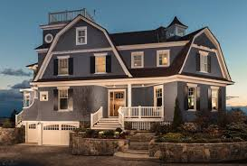 new england home plans dreamy seaside home in maine with new england style architecture