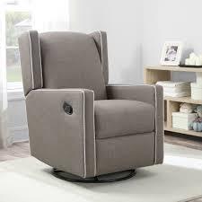 furniture comfortable monte como glider for elegant living room