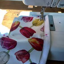 easy fabric dish towels u2014 pam ash designs