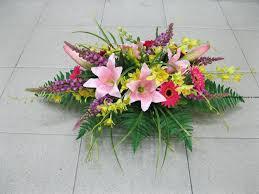 unique table flower arrangement flower