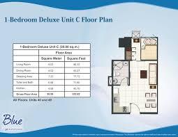 30 Sqm Smdc Blue Residences Katipunan Ave Qc Ph Condo Listings And More