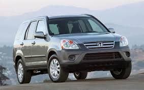 2005 honda cr v information and photos zombiedrive